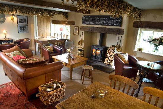 Crosthwaite, UK: Bar area