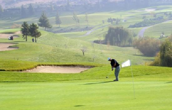 Vallejo, Kalifornia: Blue Rock Spring Golf Courses