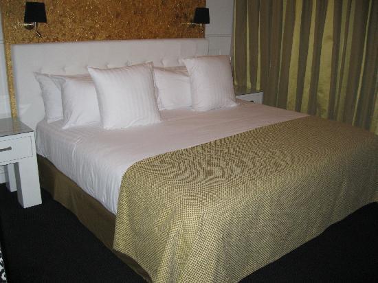 gran melia colon chambre lit king size - Chambre Lit King Size