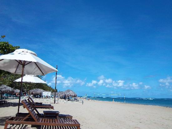 Casa Colonial Beach & Spa: Casa Colonial Beach Area