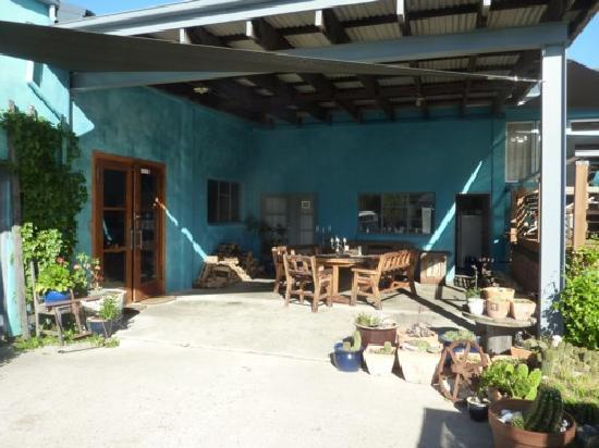 The Workshops: Outside