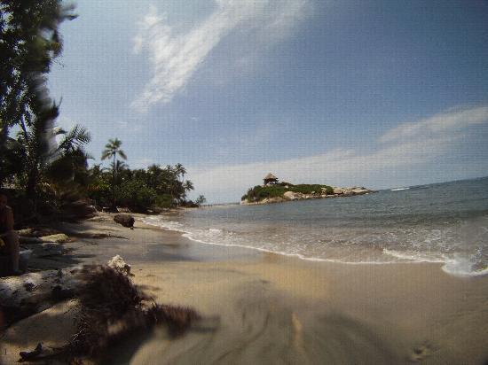 Santa Marta, Colombia: playa de san juan parque tayrona