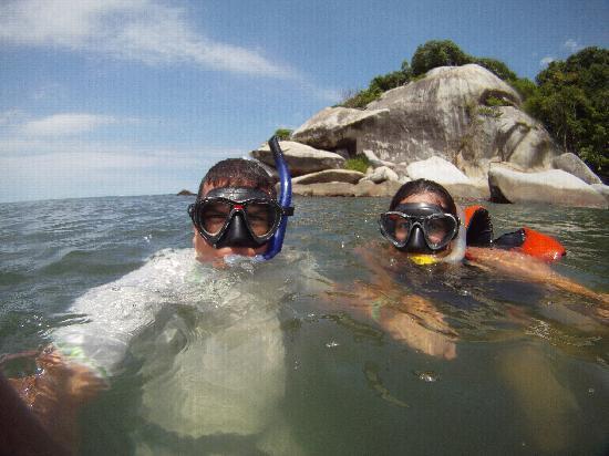 ซานตามาร์ตา, โคลอมเบีย: impresionantes arrecifes de coral