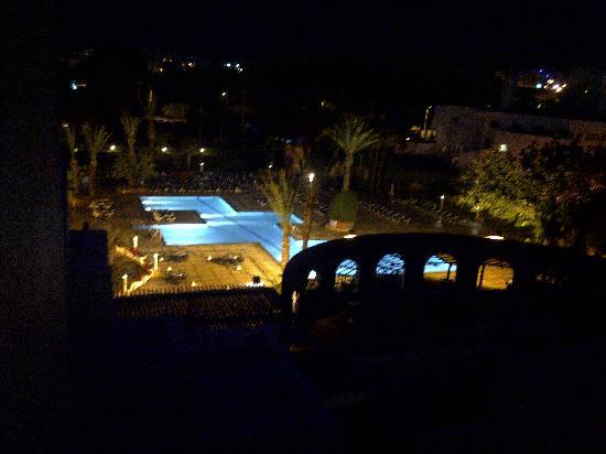 Atlas Amadil Beach Aqua Sun: la vue de notre chambre