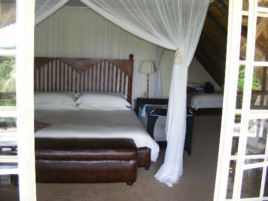Ilala Lodge: our deluxe room