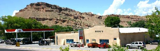Bode's General Merchandise: Bodes on Hwy 84 in Abiquiu