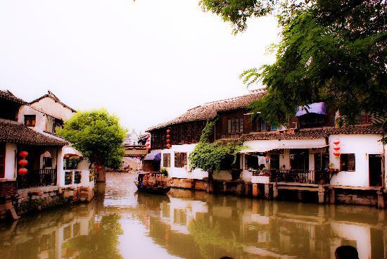 zhujiajiao ~ great side trip out of Shanghai
