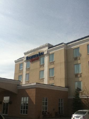 Fairfield Inn Toronto Oakville Image