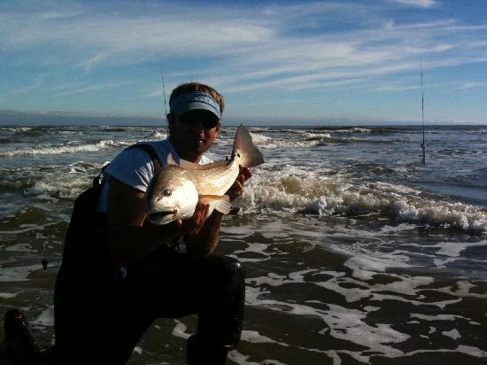 Surf fishing myrtle beach picture of myrtle beach guide for Fishing charters myrtle beach