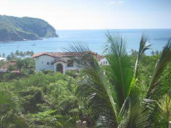 Las Palmas B&B: View from Las Palmas Bed and Breakfast