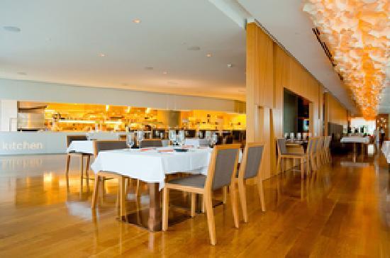 Fairmont Pacific Rim: Oru Restaurant