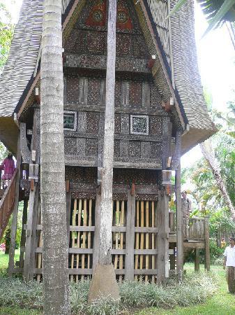 Bali Bird Park: owl house