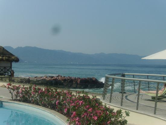 Plaza Pelicanos Grand Beach Resort: Ocean view