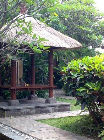 Kayu Sugih Guest House : Our Gazebo