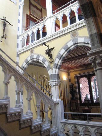 Castello d'Albertis : Museum