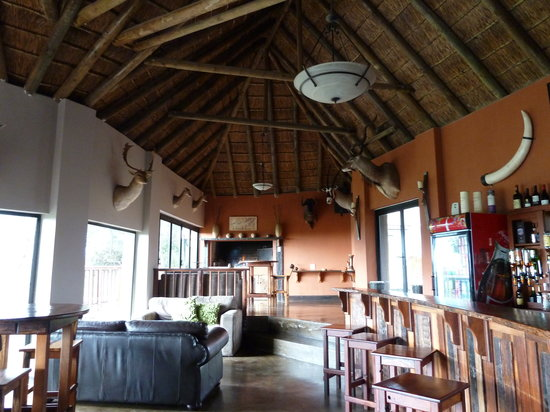 Nduna Lodge: Lounge for perfect relax