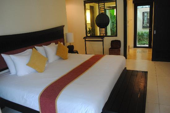 ‪‪Bhu Nga Thani Resort and Spa‬: duplex room‬