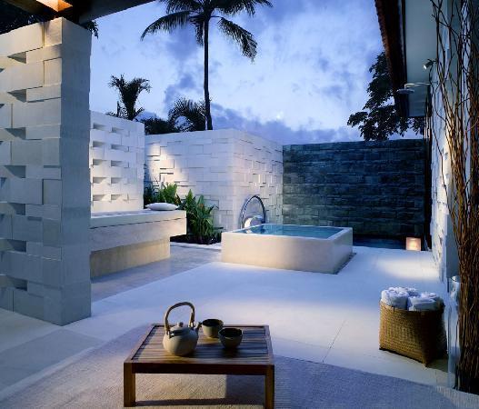 Grand Hyatt Bali: Kriya Spa - Wet Treatment Alcove