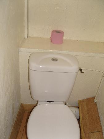 Hotel Du Bellay: Bathroom