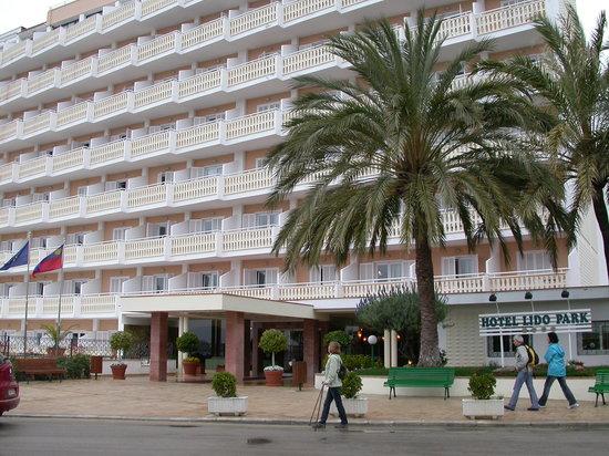 Universal Hotel Lido Park: Lido Park