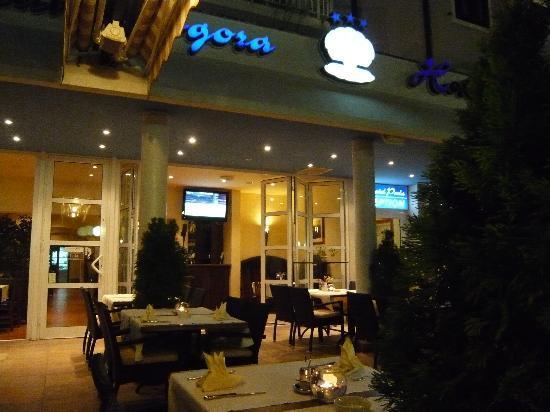 Hotel Perla : ホテルの外観です