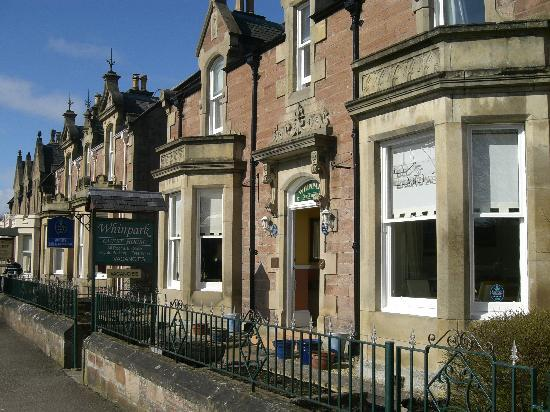 Whin Park Guest House: Whinpark Hotel