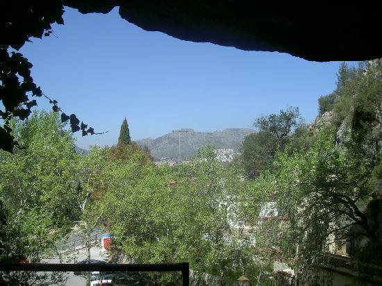 Ona Ogisaka Garden: cueva de las calavares