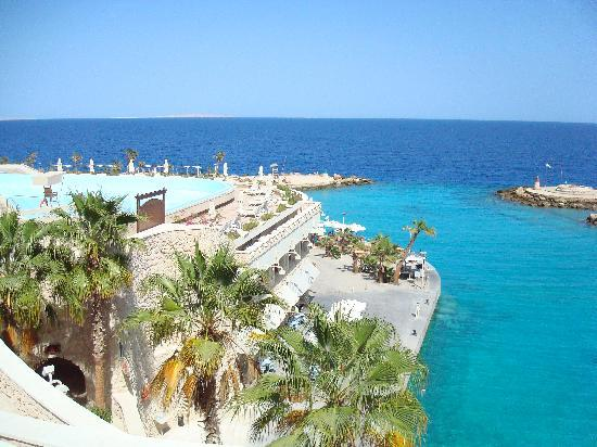 Overview Picture Of Citadel Azur Resort Hurghada