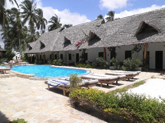 Next Paradise Boutique Resort: piscina