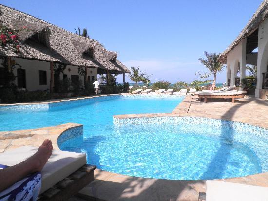 Next Paradise Boutique Resort: vista