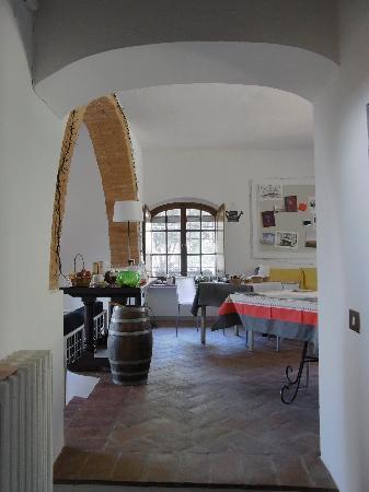 A Casa di Olivo: breakfast room2