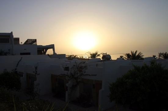 Le Meridien Dahab Resort: Sunset