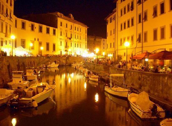 Tuscany, Italia: Livorno