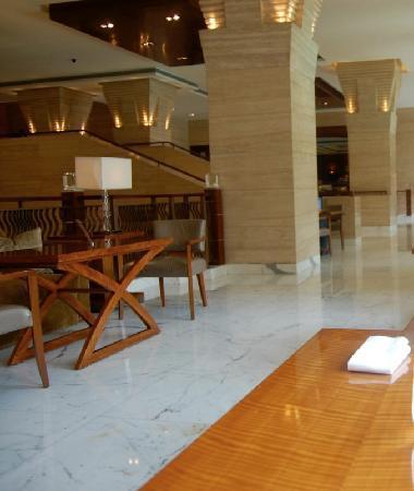 Hyatt Regency Delhi: Restaurant