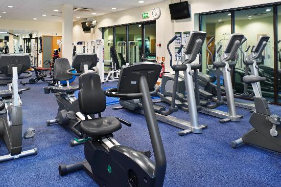 Holiday Inn Taunton M5, Jct. 25: Spirit Health Club