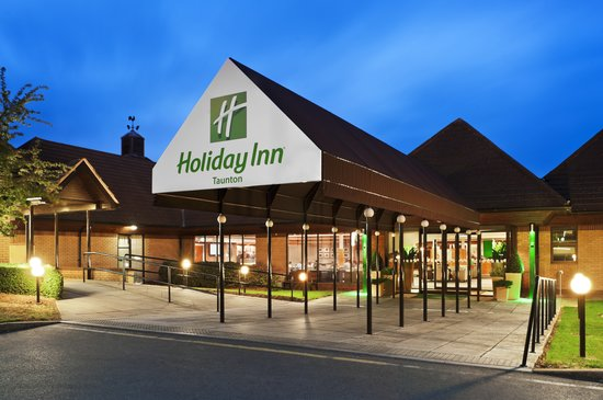Holiday Inn Taunton M5, Jct. 25: Main Entrancef the Holiday Inn Taunton
