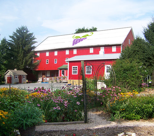 Orrtanna, Pensilvanya: Adams County Winery