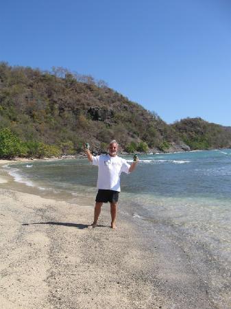 Hotel Brisas Los Galeones: I LOVE IT AND HIM TOO