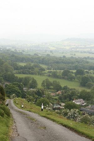 Norbury, UK: More Beautiful countryside