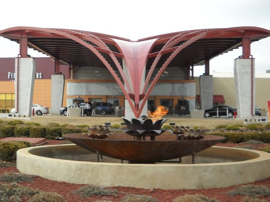 Battle Creek, MI: Eternal flame