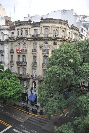 NH Buenos Aires Crillón: Camera con vista (2)