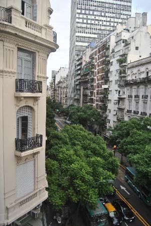 NH Buenos Aires Crillón: Camera con vista (3)