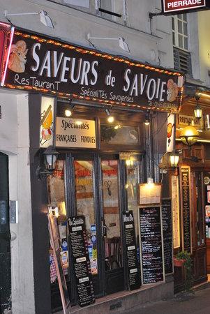 Saveur de Savoie