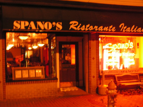 Point Pleasant Beach, Nueva Jersey: Spano's Arnold Avenue location