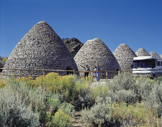 Nevada: Ward Charcoal Ovens