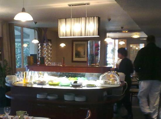 Best Hotel Caen Citis: petit déjeuner