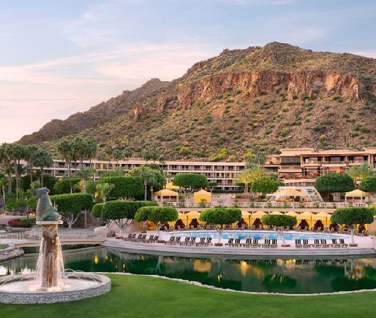 The Phoenician, Scottsdale: Arizona's Premier Luxury Resort