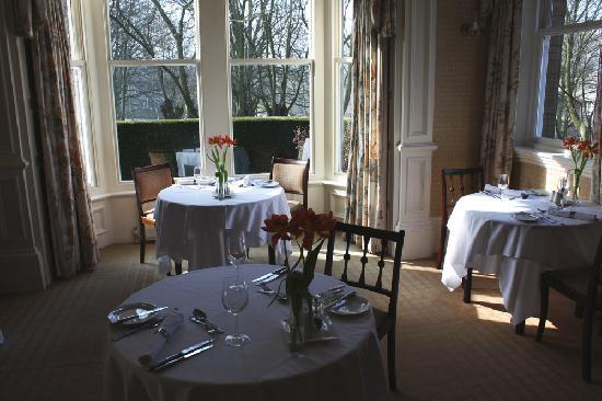 Ascot House Hotel Harrogate: The restaurant, great food