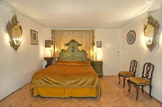 Palazzetto da Schio: Apartment 4 - bedroom