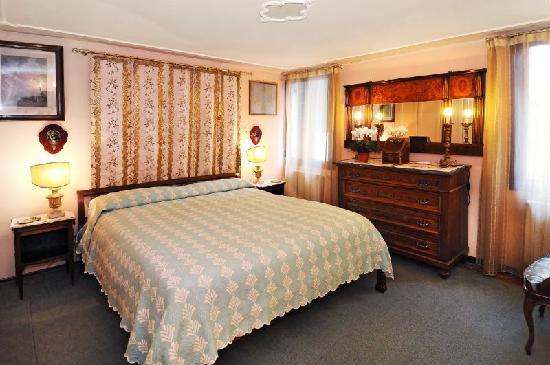 Palazzetto da Schio: Apartment 5 - bedroom